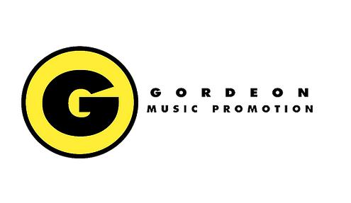 Logo Gordeon Music Promotion