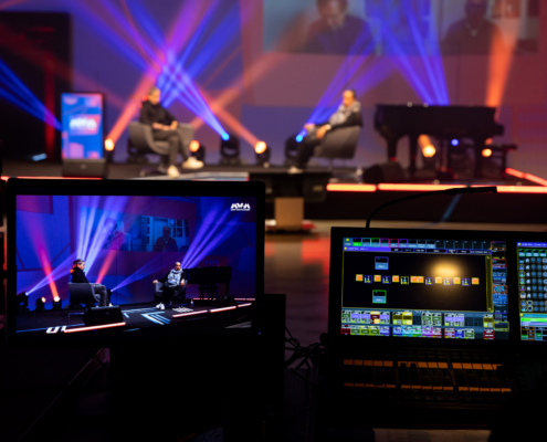 Paneldiskussion bei Most Wanted: Music 2020